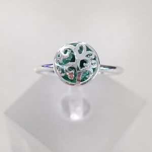 Sterling Tree of Life Ring